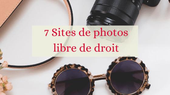 Trouver des photos libre de droit gratuite